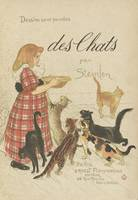 Artists' Book Des chats, dessins sans paroles Théo