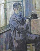 Jos Albert PORTRAIT OF MY FATHER 1913