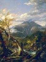THOMAS COLE, INDIAN PASS