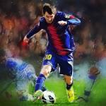 """""""Messi"""" by taylansoyturk"""