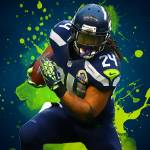 """Marshawn Lynch"" by taylansoyturk"