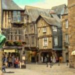 Pontivy Shops Brittany France - PMP161381