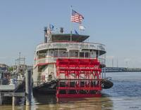 New Orleans Natchez Paddlewheel