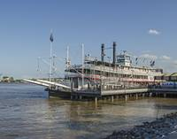 New Orleans Natchez Paddle-wheel 1
