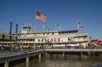 New Orleans NATCHEZ Paddle-wheel 2