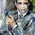 """Hollywood Classic Movie Star Cary Grant"" by GinetteCallaway"