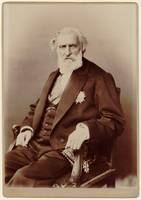 Ambroise Thomas, c. 1895, wearing his Légion d'hon