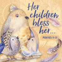 Children Bless - 3 babies
