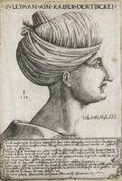 A Portrait of Sultan Suleyman the Magnificent (Hol