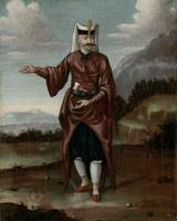 A Soldier of the Janissaries, workshop of Jean Bap