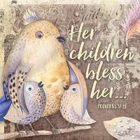 Children Bless - Dark - 2 babies