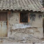 """2016-08-17 Dilapidated Adobe House"" by rhamm"