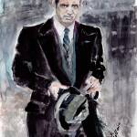 """Vintage Hollywood Actors Cary Grant"" by GinetteCallaway"
