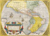Antique Maps of the WorldThe AmericasAbraham Ortel