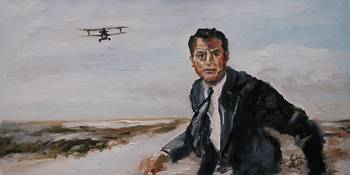 Cary Grant Hitchcock North by Northwest Movie