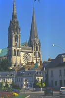Chartres, Cathedral and Town
