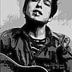 """Bob Dylan"" by davegafford"