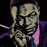 """Nat King Cole-2"" by thegriffinpassant"