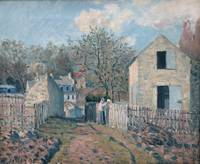 The Village of Voisins, 1874