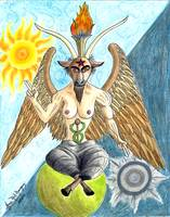The Baphomet of the Templars