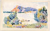 Henri-Edmond Cross, Cap Nègre
