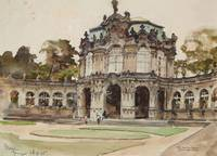 Edward Harrison Compton, The Dresden Zwinger