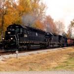 """Approaching Train"" by waterfallhunter"