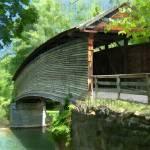 """""""Humpback Covered Bridge"""" by Designermite"""