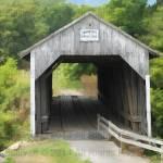 """Grange City Covered Bridge"" by Designermite"