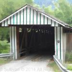 """""""Colville Covered Bridge"""" by Designermite"""