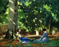 George Henry - Under the Greenwood Tree