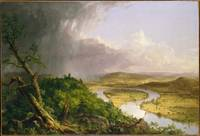 Cole Thomas The Oxbow (The Connecticut River near