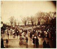 Crowd at Lincoln's second inauguration, March 4, 1