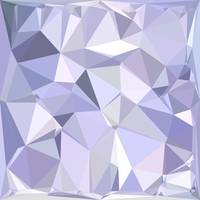 Lavender Abstract Low Polygon Background
