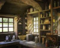 A Tile Maker's Kitchen