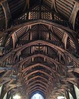 Wooden Ceiling in Westminster Hall