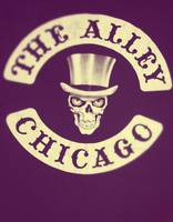 alley purple skull