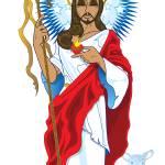 """Jesus Christ"" by Azodnem"