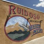 """Ruidoso New Mexico Sign"" by awsheffield"