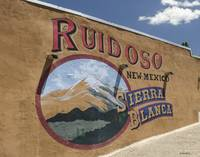 Ruidoso New Mexico Sign