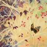 """""""Butterfly & Rowan"""" by Baxadele"""