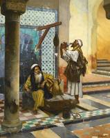 Rudolf Ernst, AT THE WELL
