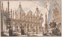 Charles-Michel-Ange Challes 1718-1778 Architectura