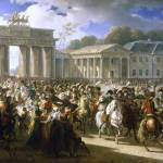 """Charles Meynier - Napoleon in Berlin 1810"" by motionage"