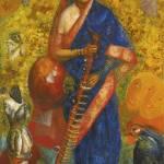"""""""Boris Dmitrievich Grigoriev 1886-1939 RAMAYANA"""" by motionage"""