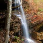 """""""Side of Indian Falls"""" by waterfallhunter"""