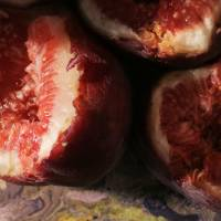 Ripe Figs Art Prints & Posters by Cath Schimert