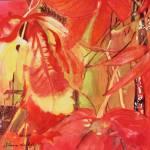"""""""Fiery Cloak of Autumn"""" by DianaNadalFineArt"""