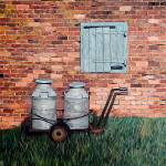"""AP-019 The Milk Tank"" by cneartgallery"
