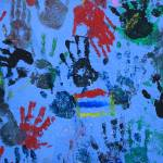 """2016-08-22 Hand Prints"" by rhamm"